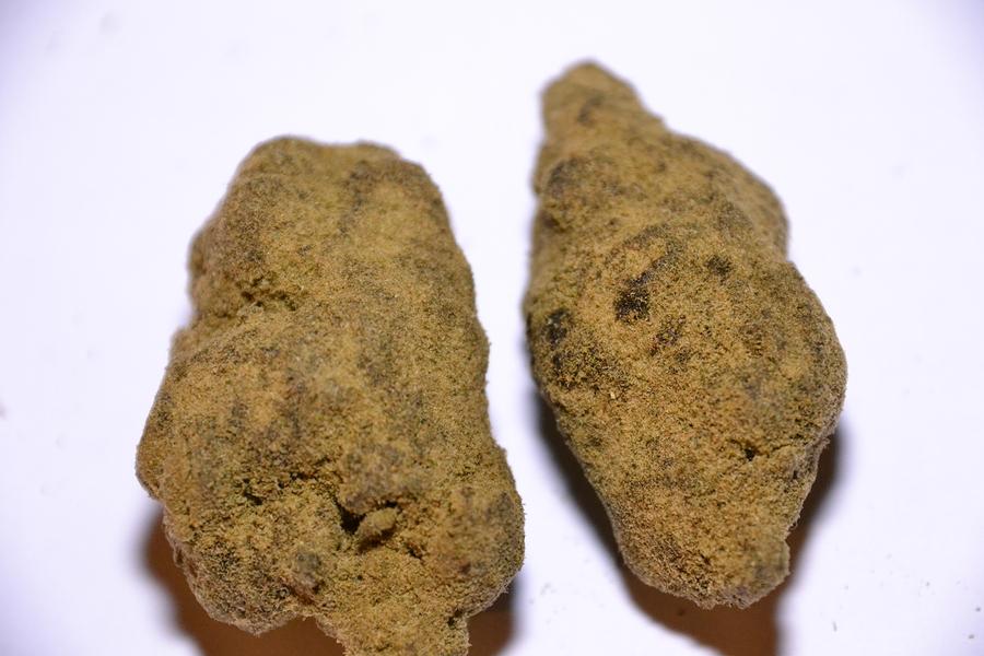 Cannabis-Marijuana Moon Rocks