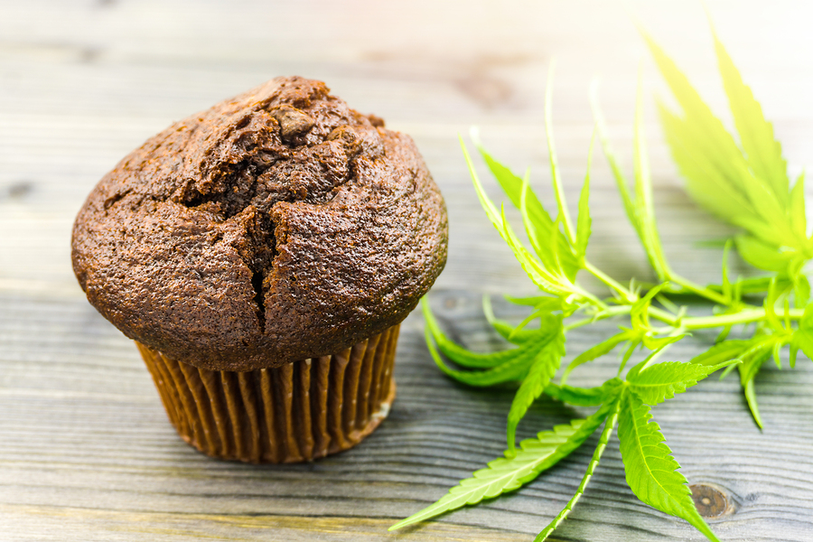 cannabis bakes: how to make space cakes (a recipe)