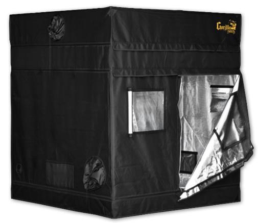 grow tent kit box
