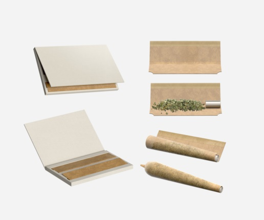 rolling paper guide