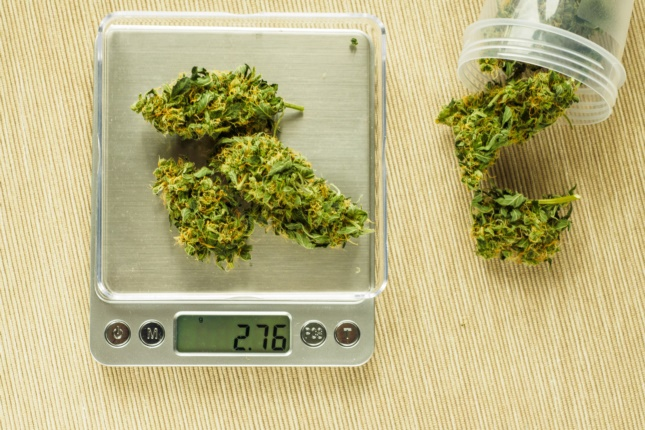 a guide to weed measurements and quantities