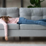 what is couch lock? How to prevent it